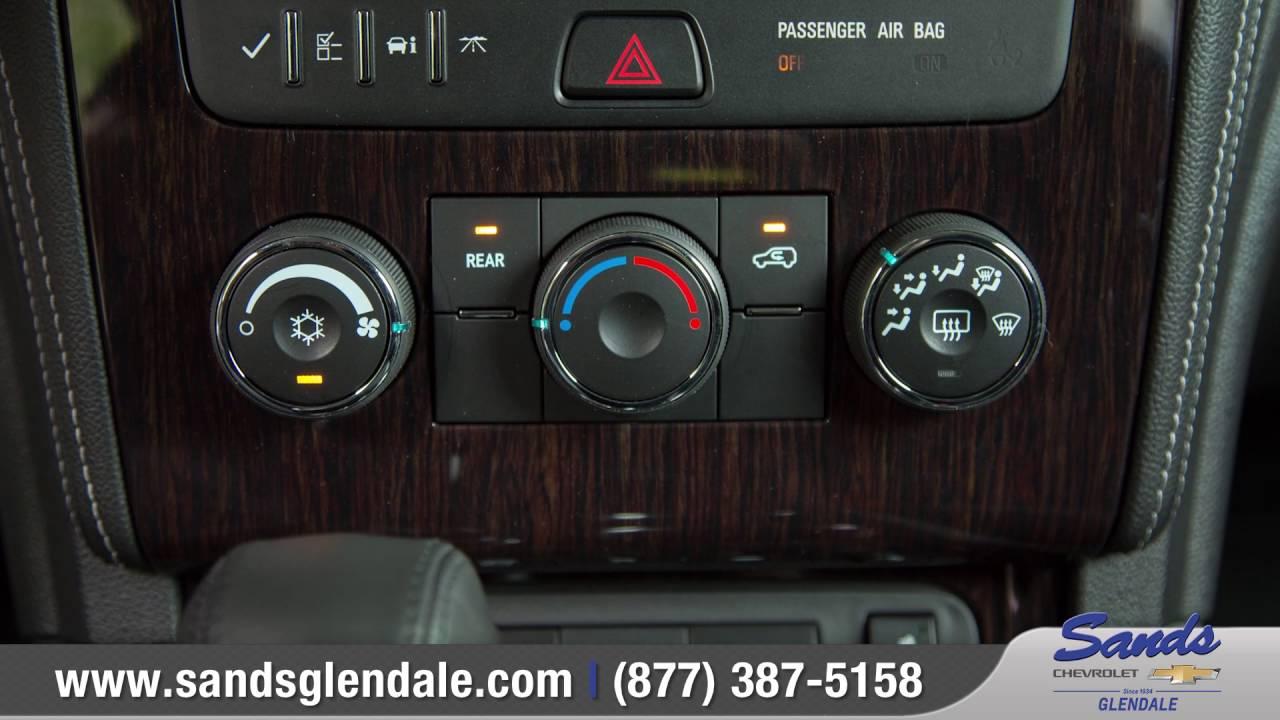 2017 Chevy Traverse Sands Chevrolet In Glendale Az