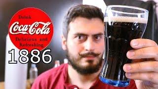 DESCOBRI A FÓRMULA DA COCA-COLA DE 1886 E FIZ EM CASA !!!