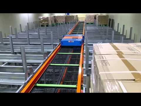 Shuttle Rack System Video