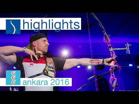 Recurve Highlights | Ankara 2016 World Archery Indoor Championships