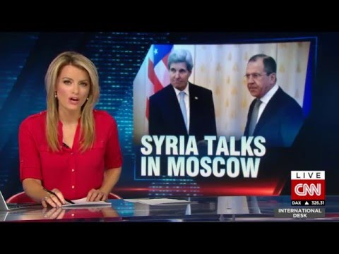Can the U.S & Russia end the Syrian war & defeat ISIS together? Kerry meets with Putin