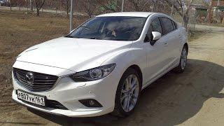 новый тест драйв Mazda 6 2017