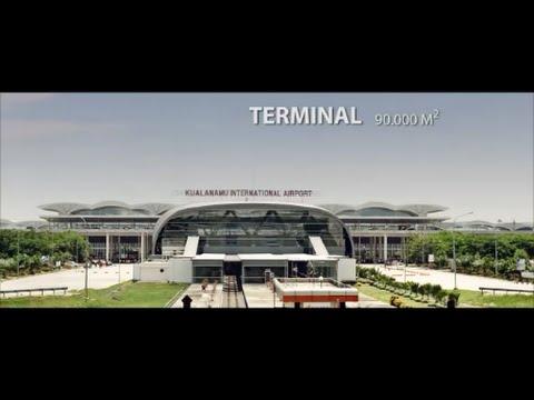 LIHAT MEGAHNYA ! MASTERPLAN 2016 BANDARA KUALANAMU, SIAP JADI AIRPORT HUB INTERNASIONAL