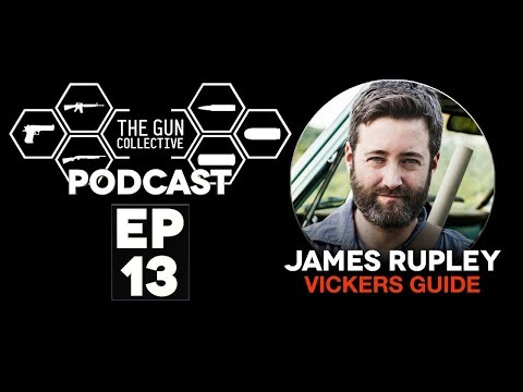 James Rupley - Vickers Guide   TGC Podcast   Ep. 013