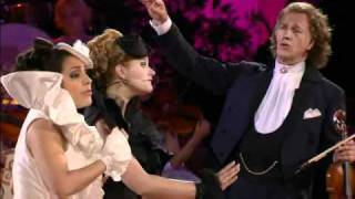 Andre Rieu &  Carmen Monarcha & Mirusia Louwerse - Send in the Clowns 2010