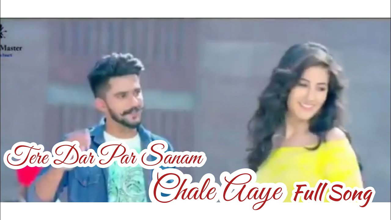 Tere Dar Per Sanam Chale Aaye| School Life Crush Love Story | School Love Hindi Song 2019