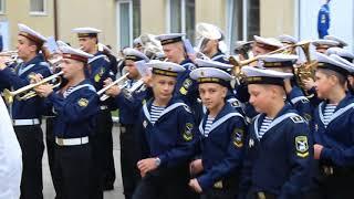 ЛИНЕЙКА 1 СЕНТЯБРЯ КАДЕТСКИЙ КОРПУС 2017