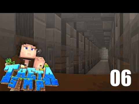 Minecraft: Theta SMP : Episode 06 : Highway Through Hell