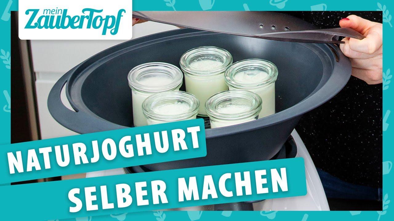 Wie macht man Joghurt selber? 🤔 | Die WICHTIGSTEN Tipps für den Thermomix® 🤩