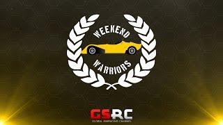 SRF Weekend Warriors    Round 1   Pocono Raceway North Course