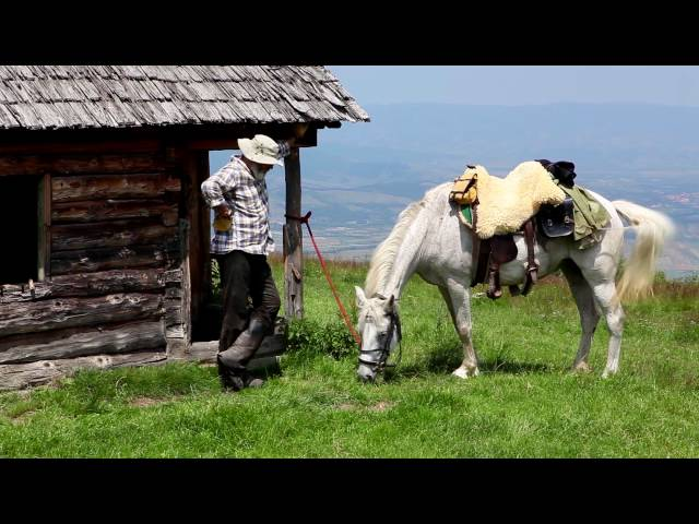 Călare în Carpaţi episodul 4 - Civilizaţie pastorală