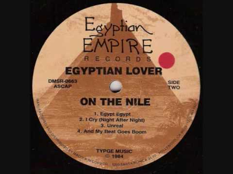 Egyptian Lover - I Cry (Night After Night) (1984)