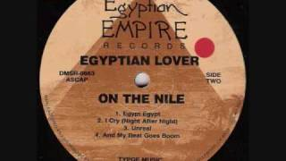 Watch Egyptian Lover I Cry night After Night video