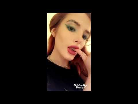 Bella Thorne Instagram Stories | September 2017 Full |