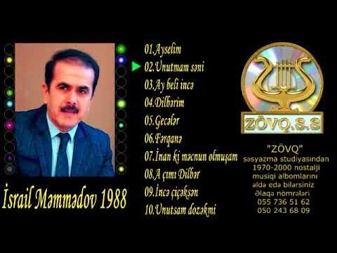 Israil Memmedov 1988 Full Cassette Album №8