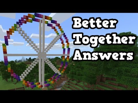 Minecraft Xbox / PE QnA - Is It Worth Playing Better Together?