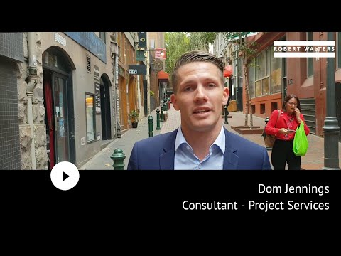 Dom Jennings Consultant - Project Services Melbourne