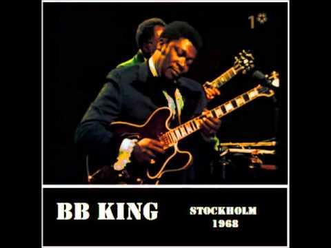 BB King -  Stockholm, 1968