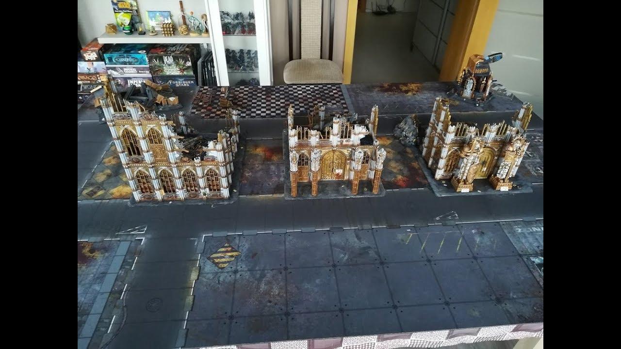 Warhammer 40K - Sector Imperialis Set