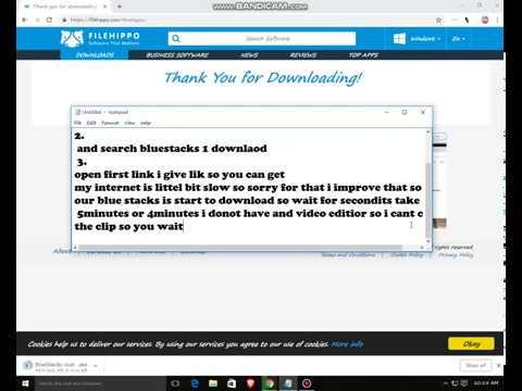 Free download bluestacks for windows 7 32bit \ bluestacks for windows 10  taha khan