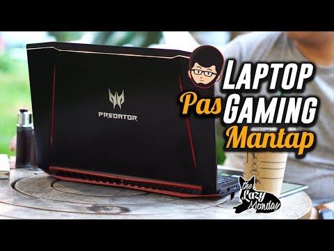 Review Acer Predator Helios 300 - Laptop Gaming Dengan Harga Agresif - Lazy Tech