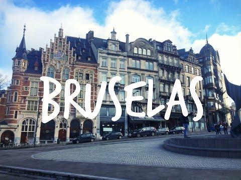 BRUSELAS EN UN DÍA | Vlog 1 Tour por Bélgica