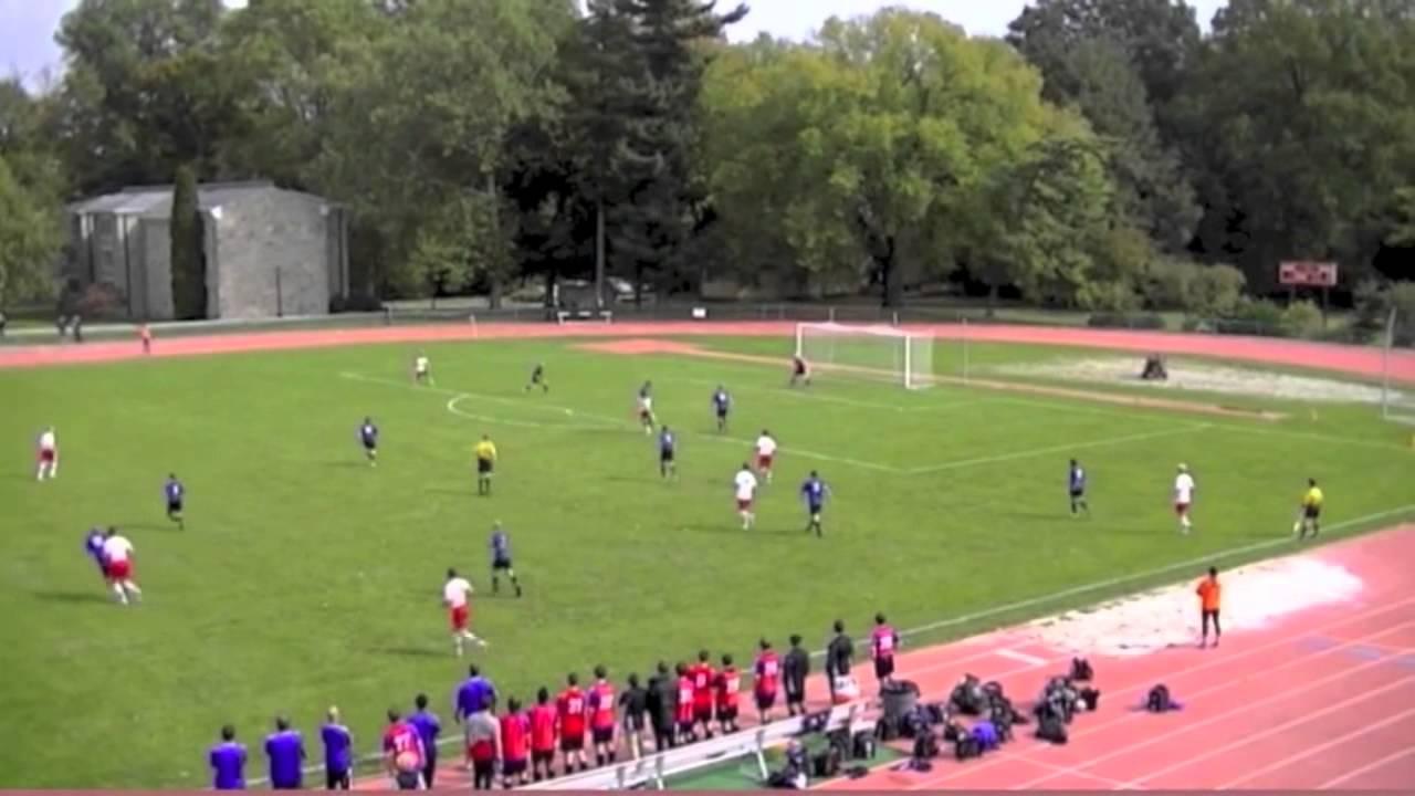 Haverford College Men's Soccer Season Highlight - YouTube