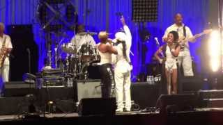 chic feat nile rodgers i m coming out upside down greatest dancer we are family ejf 2013