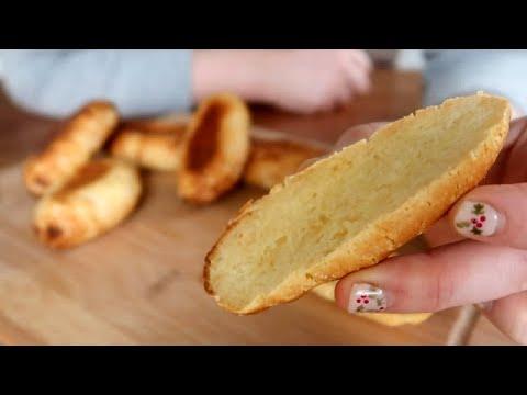 pain-en-3-min-tellement-bon-!-/-sans-farine-/-seulement-3-ingrédients-!-/-sans-pétrissage-👍🔝