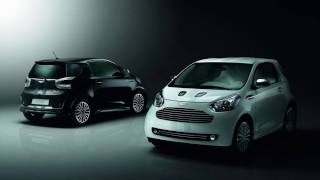 2011 Aston Martin Cygnet Launch Editions