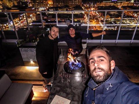 Hyatt Andaz Ottawa 2017 Good Times, Music and Champagne
