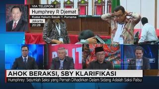 Video Ahok Beraksi, SBY Klarifikasi (Debat Seru Roy Suryo & Pengacara Ahok) download MP3, 3GP, MP4, WEBM, AVI, FLV Juni 2017