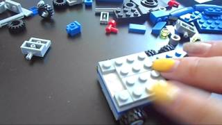 TRANSFORMERS LEGO відкриваємо трансформер бойова машина