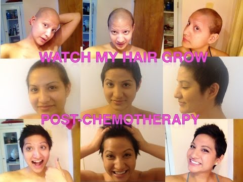 Hairgrowth Post-Chemotherapy | Young women with Breast Cancer