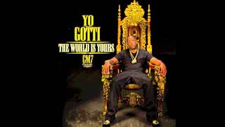 Purple Flowers w/lyrics - Yo Gotti (The World Is Yours/New/2012) Resimi
