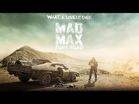 Mad Max Movie Trailer At 60FPS