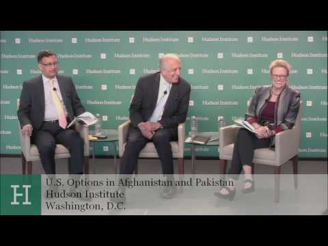 U.S. Options in Afghanistan and Pakistan