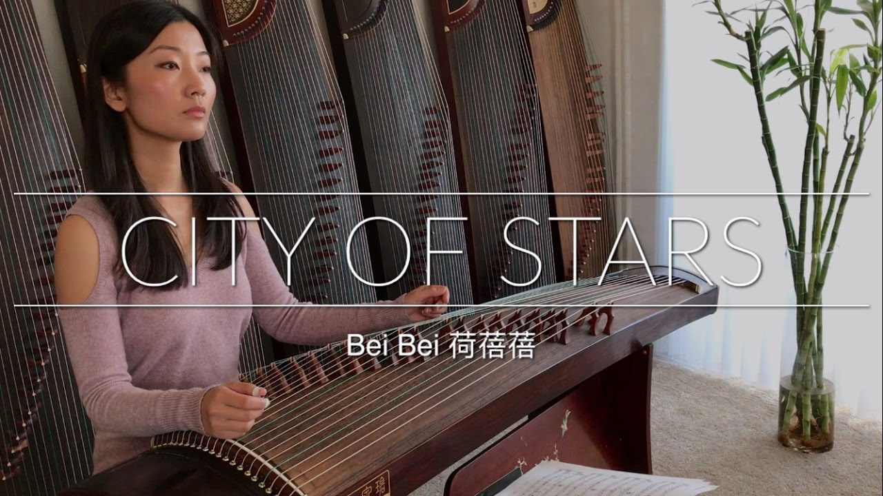 City Of Stars La La Land Guzheng Cover By Bei Bei Youtube