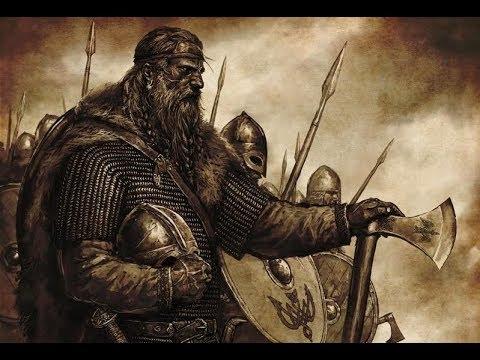 7-11 века Набеги Викингов на Британию и Франция ..Как это было ..