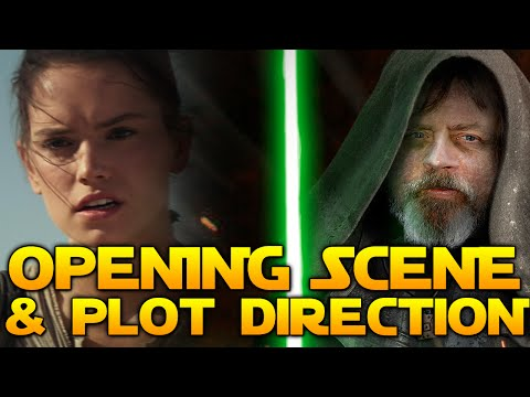 "Star Wars Episode VIII (8) News: Opening Scene Confirmed & Plot is ""Different & Surprising"""