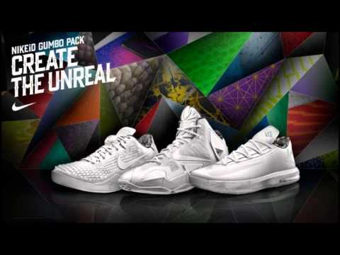 100% authentic 00c6d 5ee17 NIKEiD Launch oF Nike Lebron 11,Kobe 8,KD 6 Allstar Gumbo Option   More -  Dj Delz Sneaker Podcast