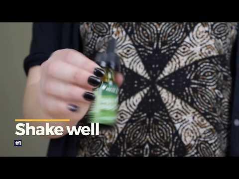 How to Use Tasty Drops CBD Hemp Oil