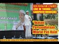 KH Anwar Zahid Live in Tosobo Kec. Mojotengah Kabupaten Wonosobo Persatuan Mlarat Pas Kuat