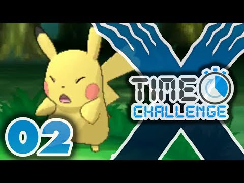 POKEMON X TIME CHALLENGE #02 - Get Lucky !
