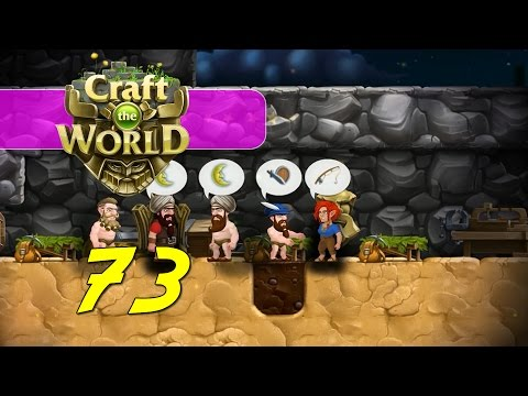 Craft The World - Let's Play Ep 73 - CLOTHING OPTIONAL
