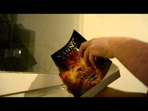 UNBOXING - Chronicles of Narnia (7 books in 1)