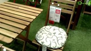 Обзор дачной мебели IKEA Икея