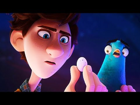 Download SPIES IN DISGUISE Promo Clip