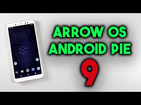 ARROW OS ANDROID PIE Rom For Redmi Note 5 Pro | Gcam, PUBG - YouTube