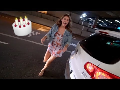 HER BIRTHDAY SURPRISE